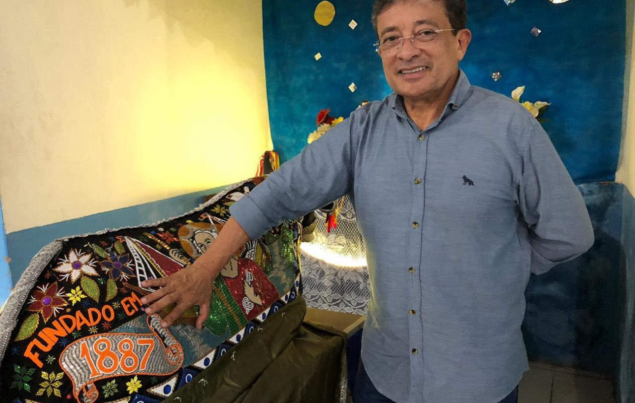 Madeira aparece empatado na 3ª colocação em pesquisa para prefeitura de São Luís