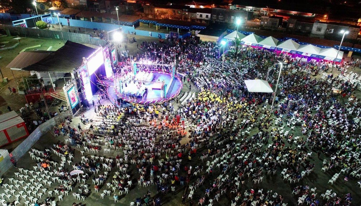 No MA, candidatos ignoram pandemia e causam aglomeração em convenções