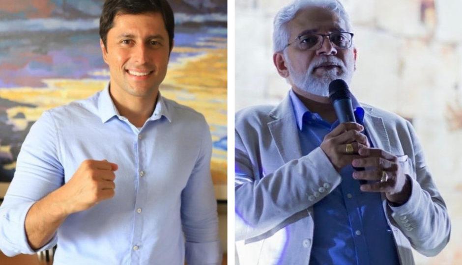 Em São Luís, Duarte Júnior e Silvio Antônio mudam declaração da cor/raça