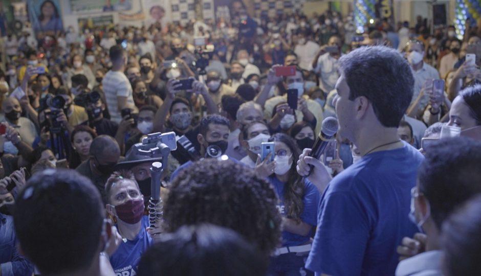 Em meio à aglomeração causada por candidatos, MA ultrapassa 3,6 mil mortes por Covid-19
