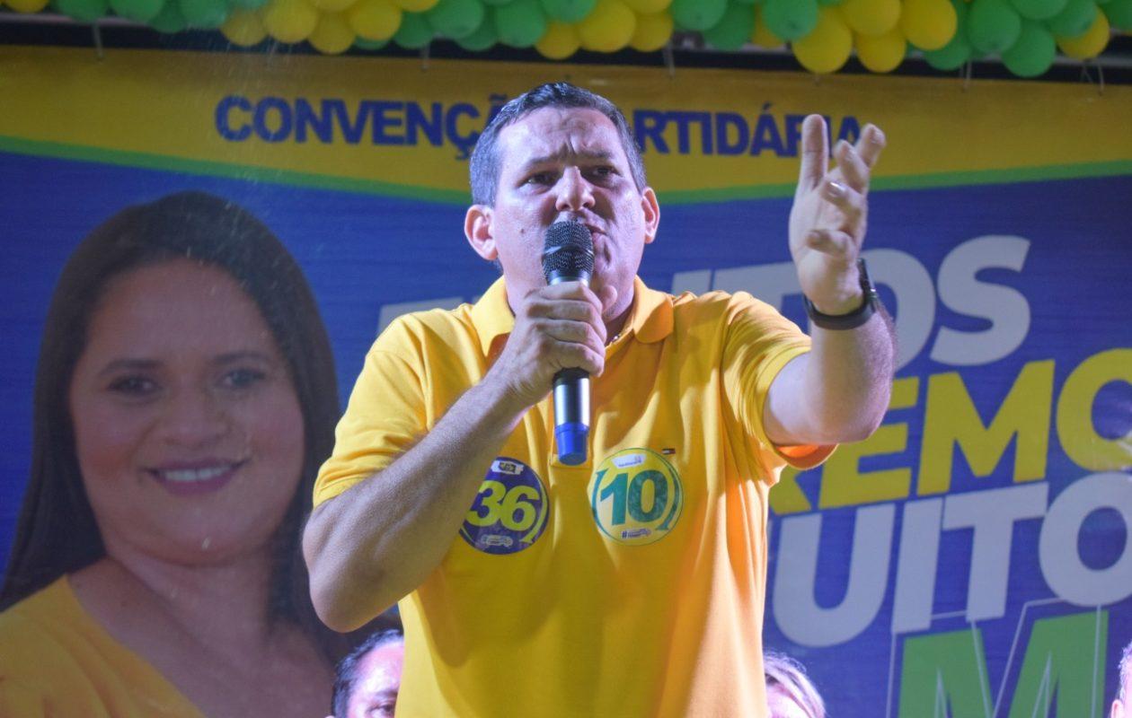 Fernando Cutrim lidera disputa em Pirapemas, aponta Econométrica
