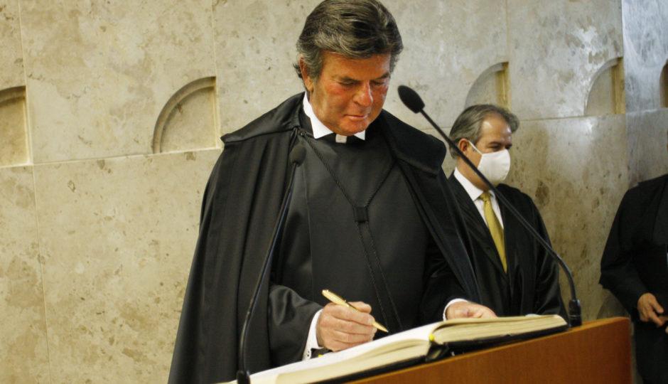 Luiz Fux assume a presidência do Supremo Tribunal Federal