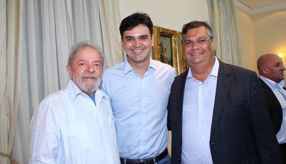 Com apoio de Lula, Rubens Júnior ganha força e empata tecnicamente com Duarte e Neto