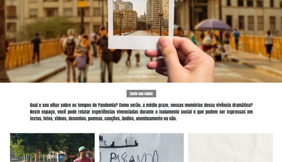 Projeto da Unicamp recolhe relatos de maranhenses durante a pandemia
