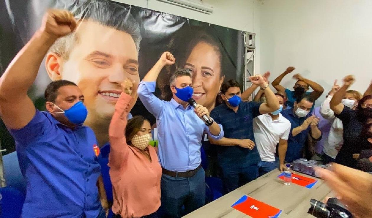 Neto confirma PDT na vice; partido está há 31 anos na Prefeitura de São Luís