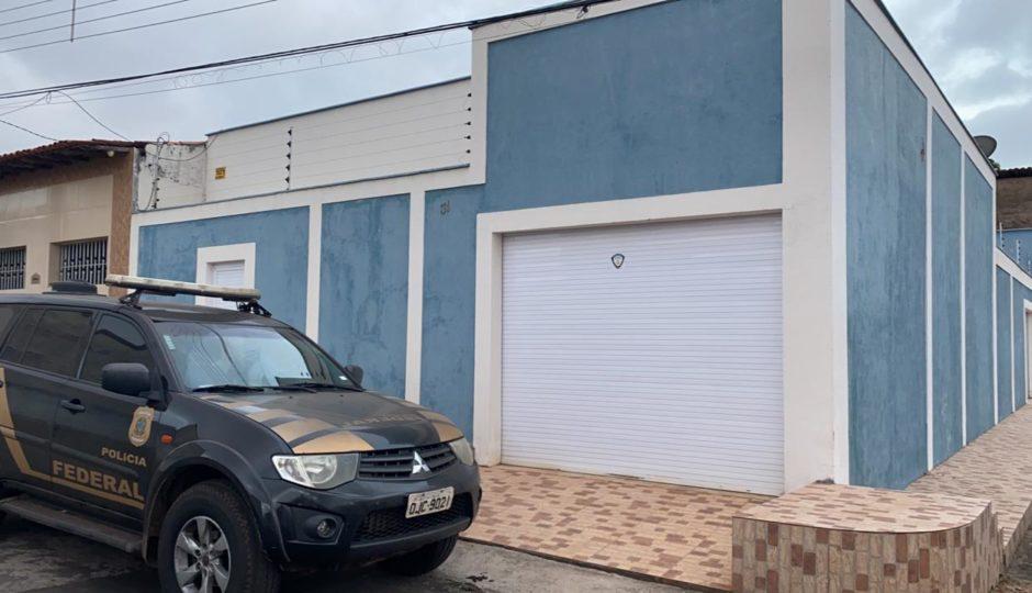 PF faz operação em São Luís e outras sete cidades do MA contra fraude nos Correios