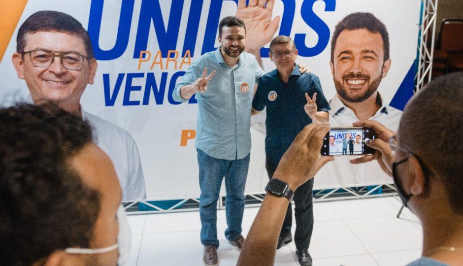 Yglésio é oficializado como candidato do PROS à prefeitura de São Luís