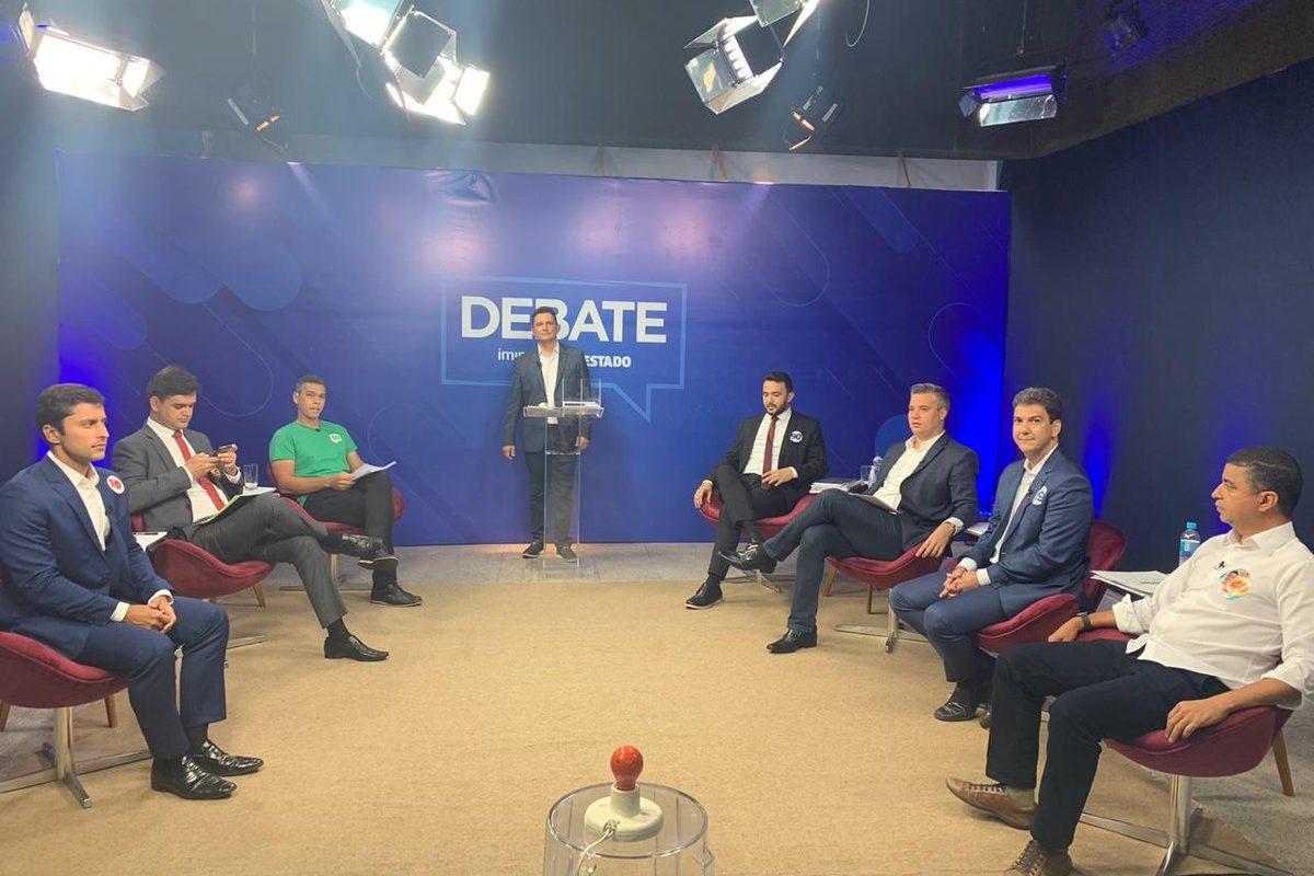 Troca de acusações domina debate entre candidatos à prefeitura de São Luís