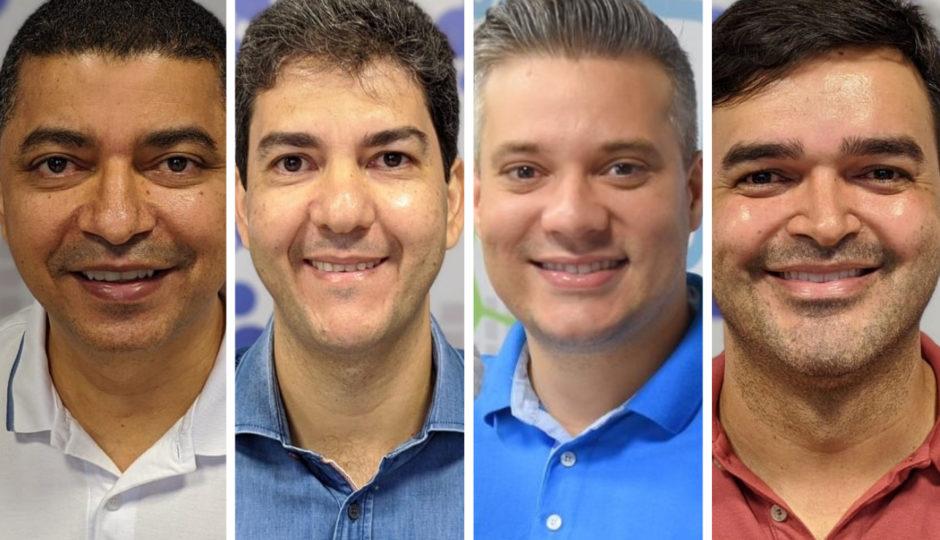 Bira, Braide, Neto e Rubens receberam 18 salários pela Alema