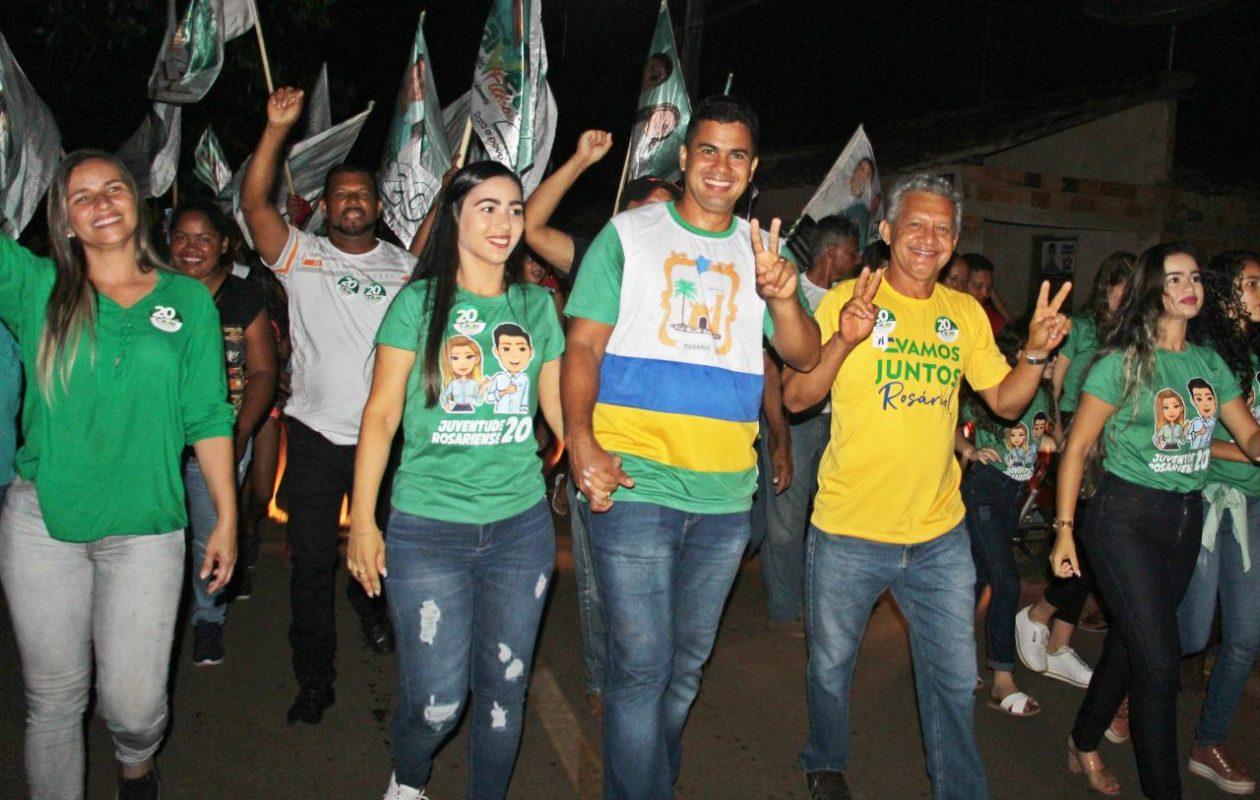 Emet aponta vitória folgada de Calvet Filho em Rosário