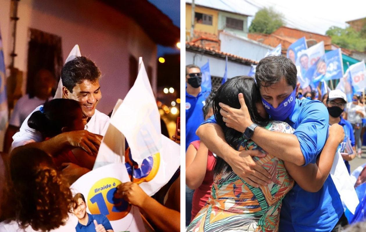 Em São Luís, 699.954 eleitores decidem hoje entre Duarte Júnior e Eduardo Braide
