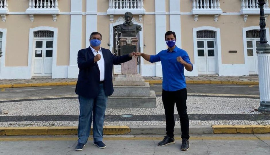Dino fala em separação entre 'joio e trigo' em vídeo com Duarte