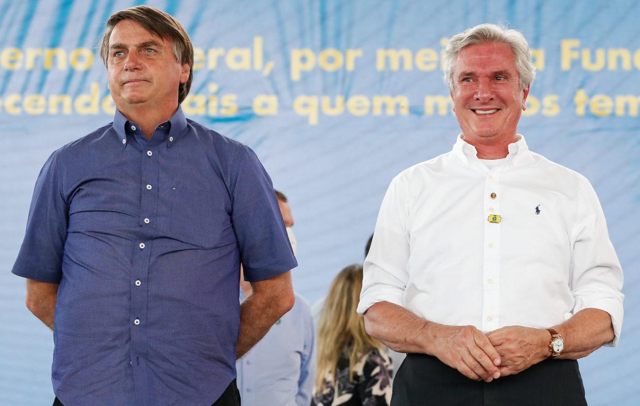 Em Alagoas, Bolsonaro afirma que Collor 'luta pelo interesse do Brasil'