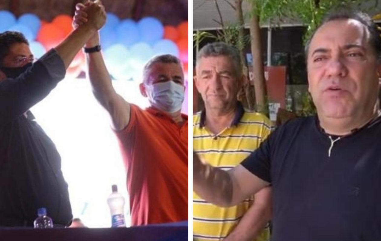 Em Dom Pedro, Galego Mota é eleito para prefeitura com apoio de Jefferson Portela e Eduardo DP