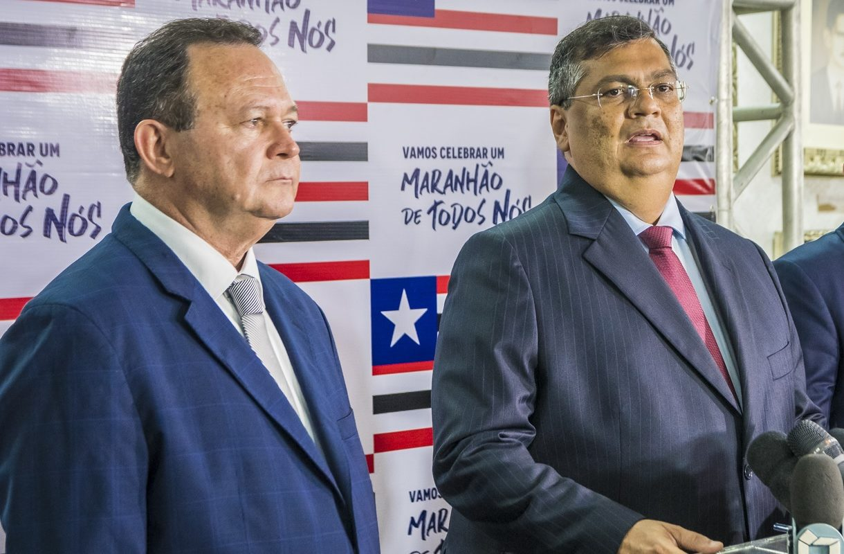 Falta de espaço na conjuntura nacional e desmoronamento da unidade estadual força Dino a buscar o Senado em 2022