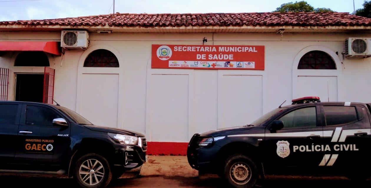 Gestão Luizinho Barros, em São Bento, chega ao fim alvo de operação do Gaeco
