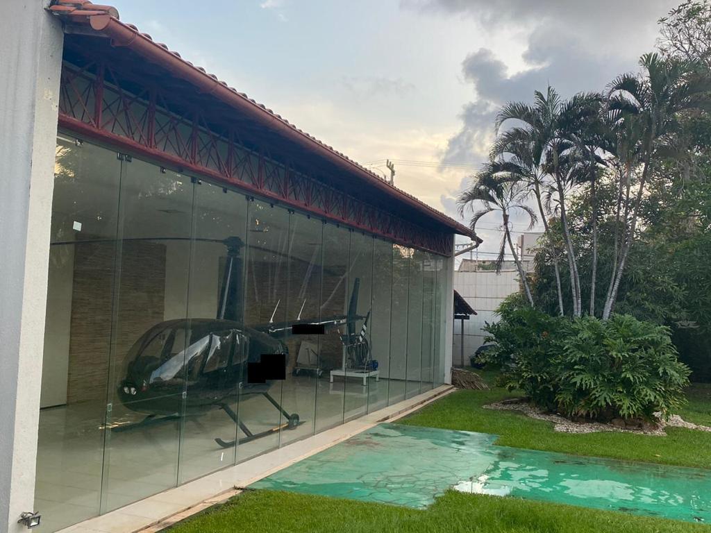PF apreende helicóptero e carros de luxo em operação em São Luís
