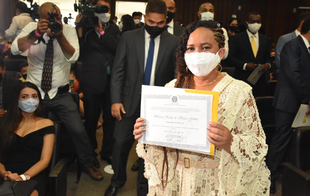 Na Câmara de São Luís, Silvana Noely priorizará comunidades carentes e grupos minorizados