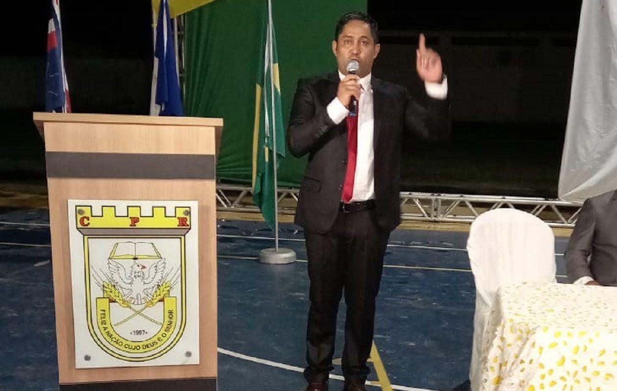 Em Pedro do Rosário, Toca Serra diz que prioridade de gestão é saúde