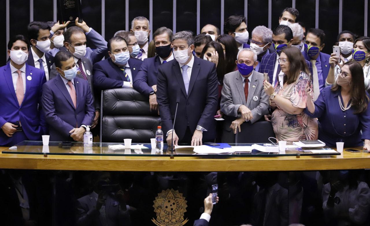 Aliado de Bolsonaro e da maioria da bancada do MA, Lira é eleito presidente da Câmara