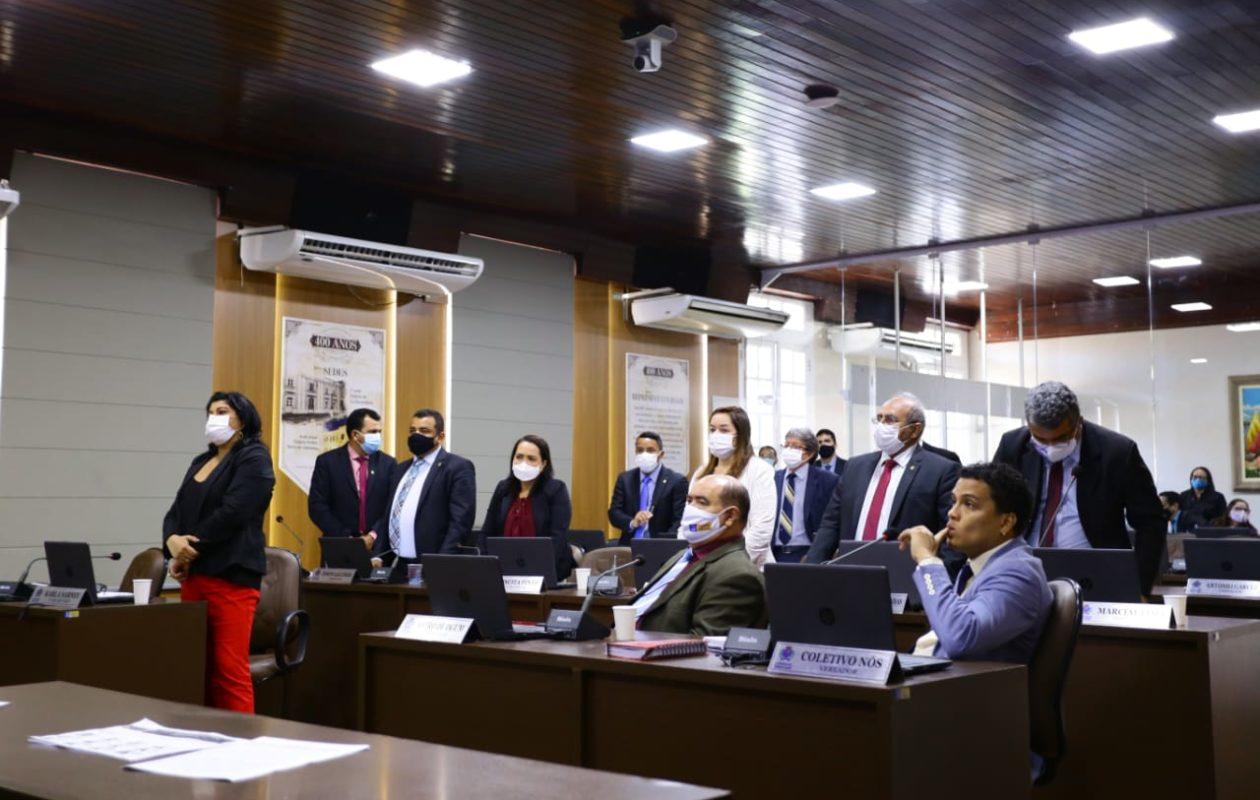 Câmara de São Luís aprova auxílio emergencial, mas rejeita emendas pró-artistas e entidades culturais