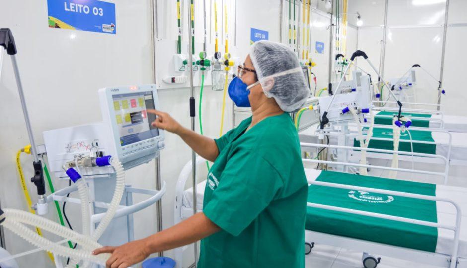Após determinação de Rosa Weber, do STF, governo Bolsonaro vai custear mais 279 leitos de UTI no MA