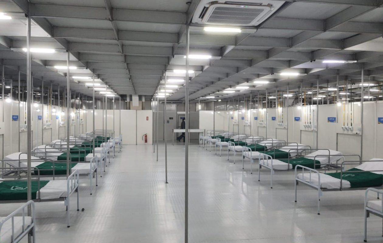 Com alta de casos de Covid-19, Maranhão abre hospital de campanha em Imperatriz