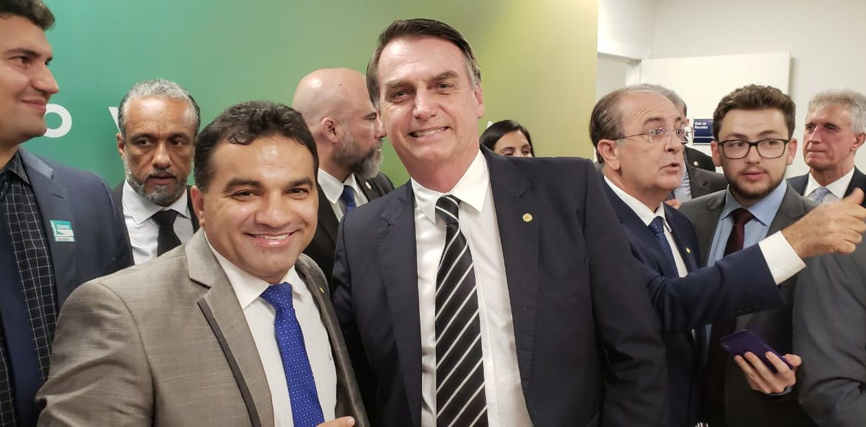 Josimar Maranhãozinho caminha para ser candidato de Bolsonaro ao Palácio dos Leões em 2022