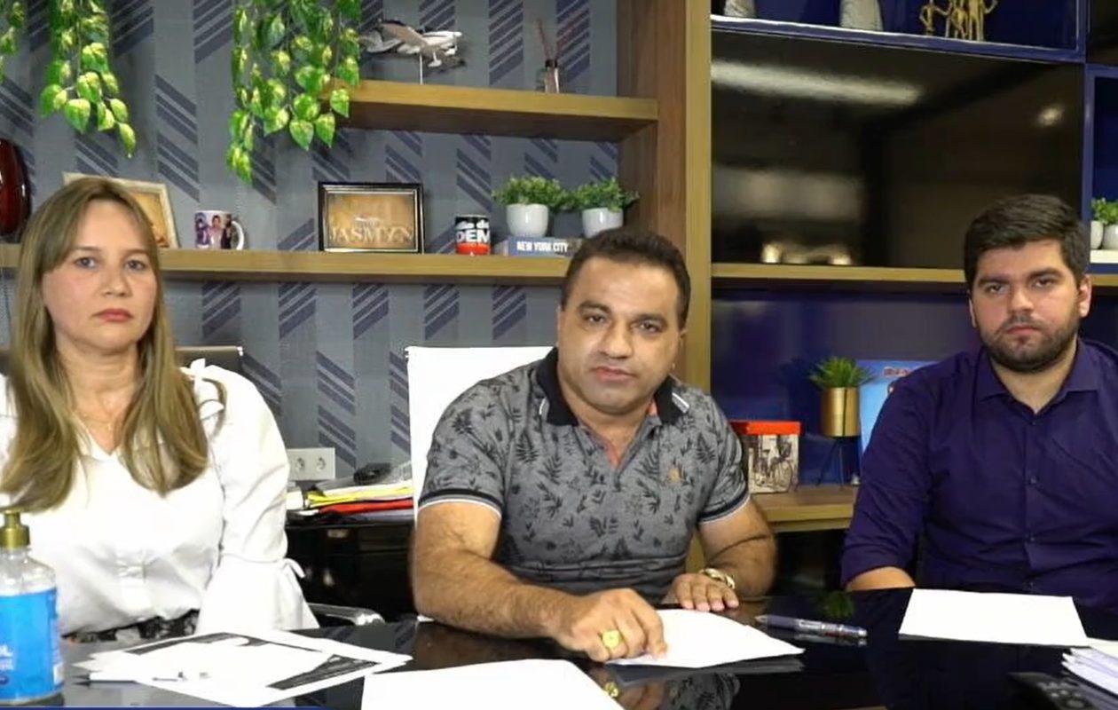 Josimar diz que quer ser governador para acabar com a pobreza no Maranhão