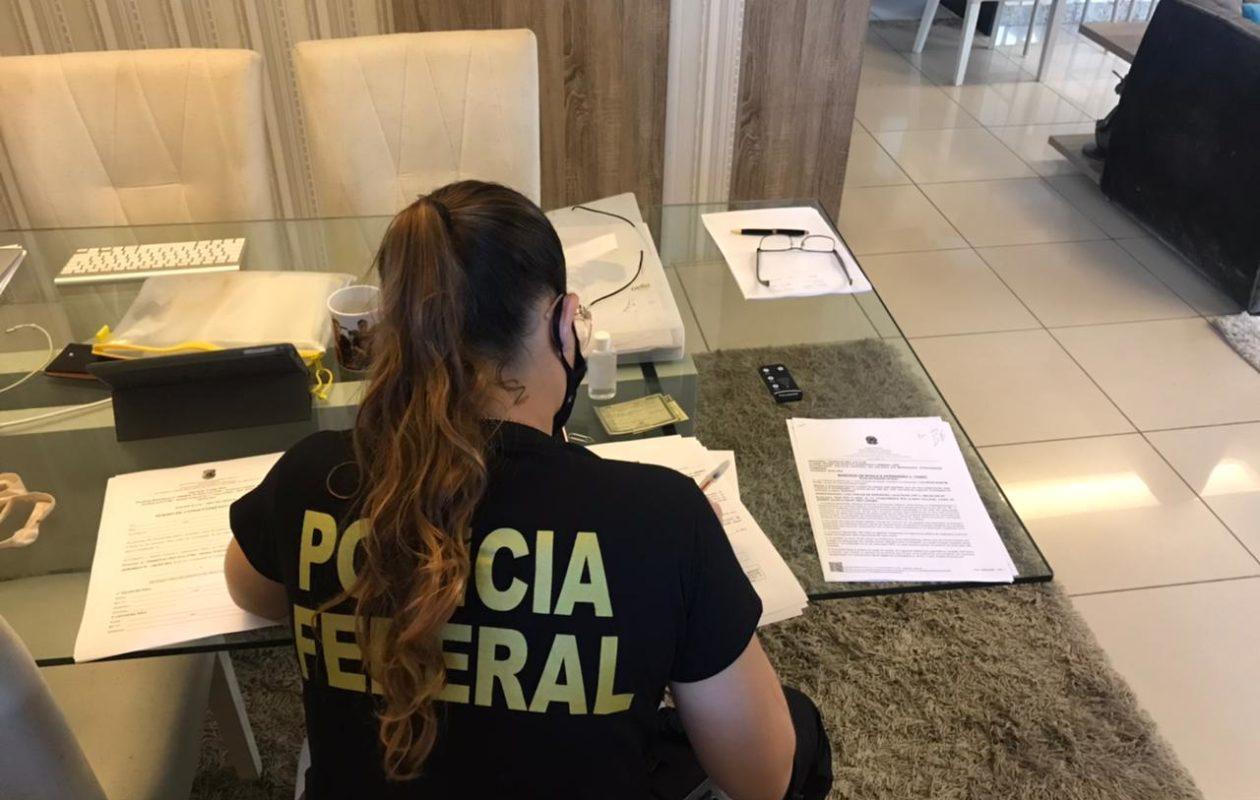 PF faz nova operação contra desvio de recursos da Covid-19 em São Luís