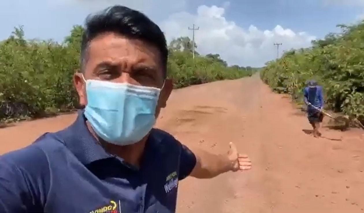O Brasil precisa conhecer o Maranhão de verdade, não o da propaganda, diz Wellington