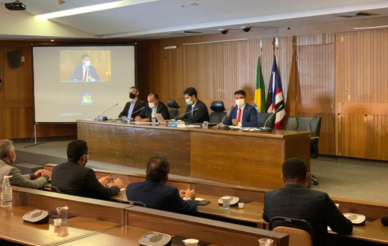 Marcellus Ribeiro não comparece à CPI dos Combustíveis; sigilo fiscal de postos de Weverton é quebrado