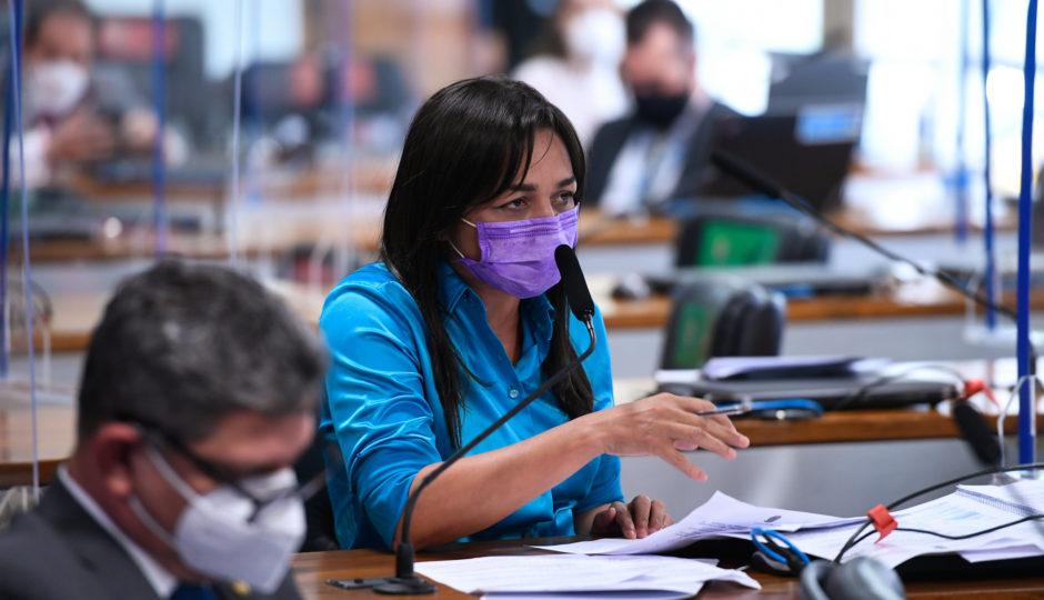 Depoimentos de especialistas à CPI mostram a ineficácia do governo no combate à pandemia, diz Eliziane