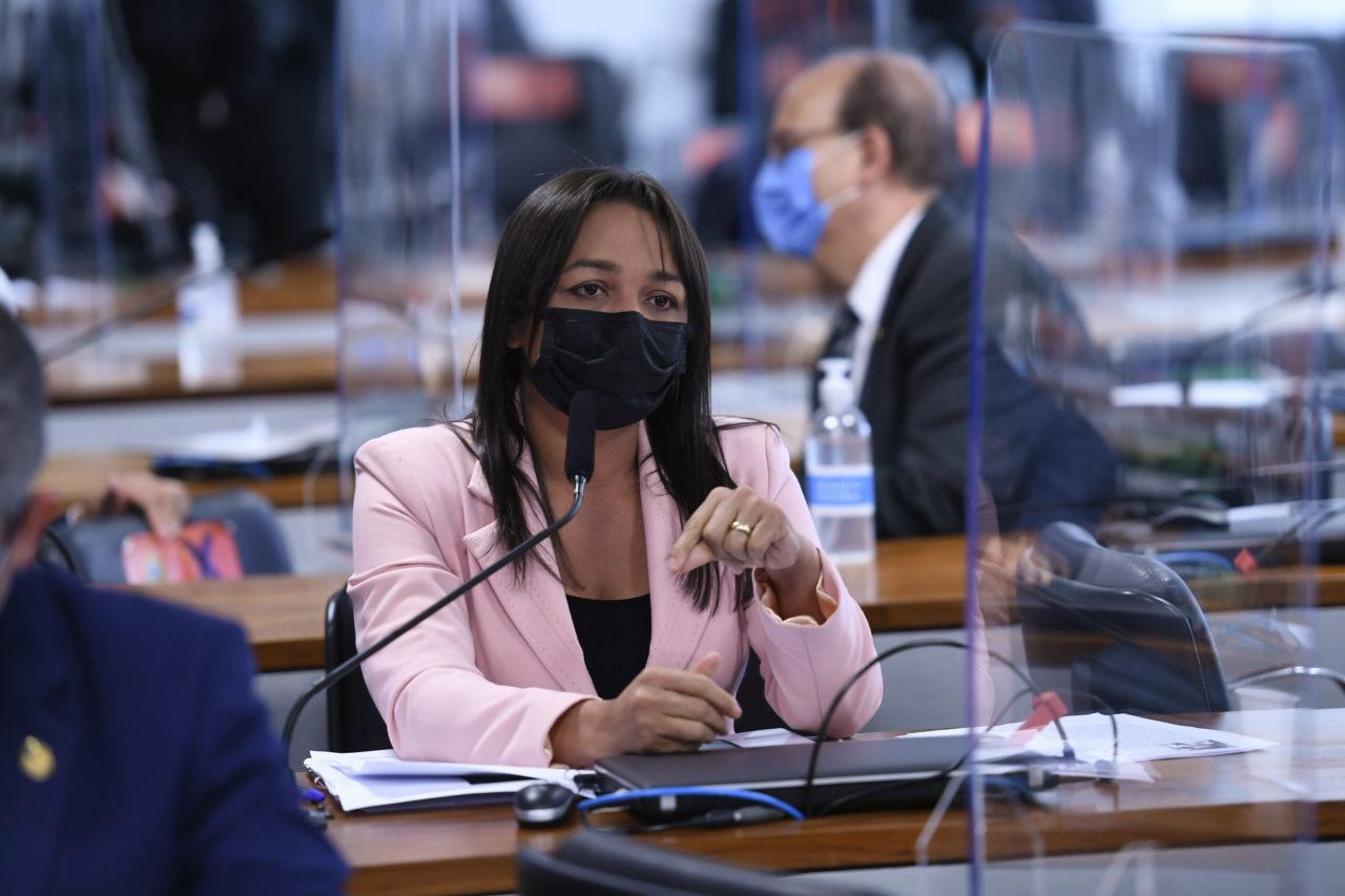 Com atuação destacada na CPI da Covid, Eliziane é convidada para reuniões do G7