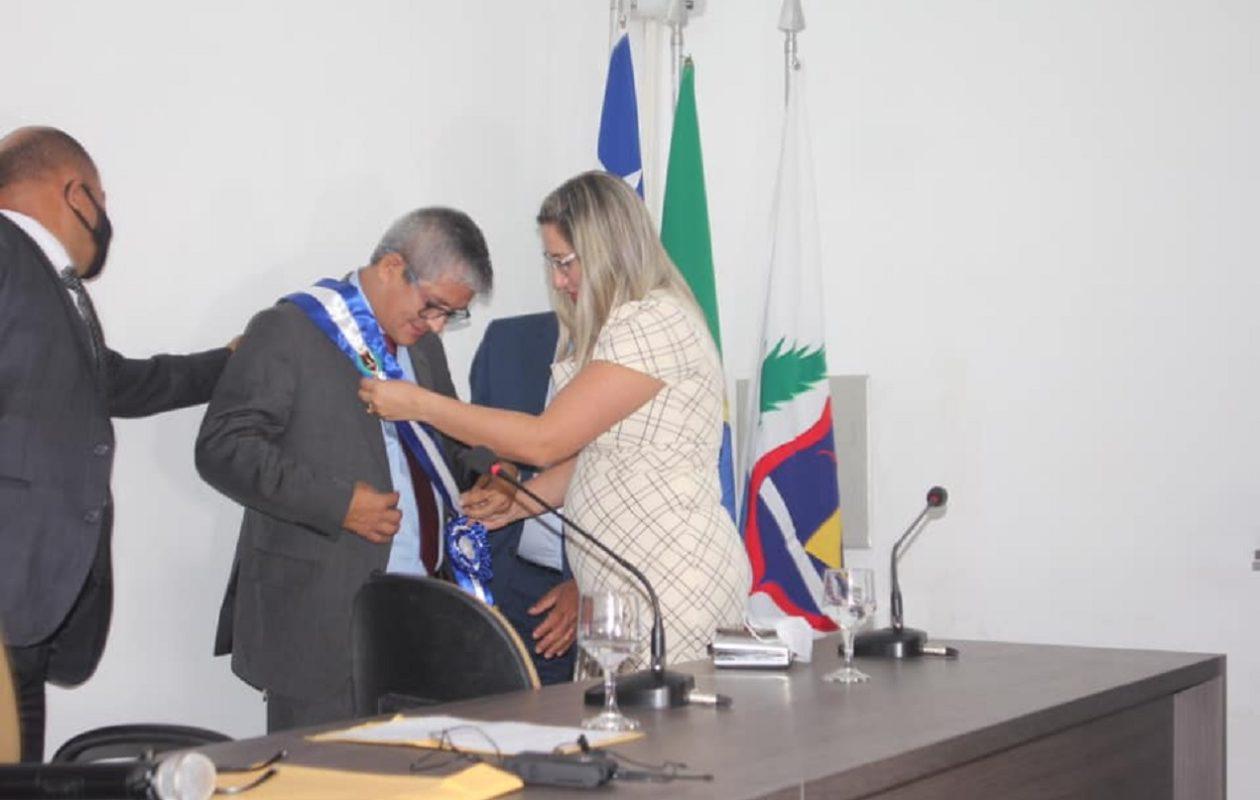 TCE quer saber destino dado por Talita Laci e Eudes Barros a R$ 4,5 milhões da Covid-19