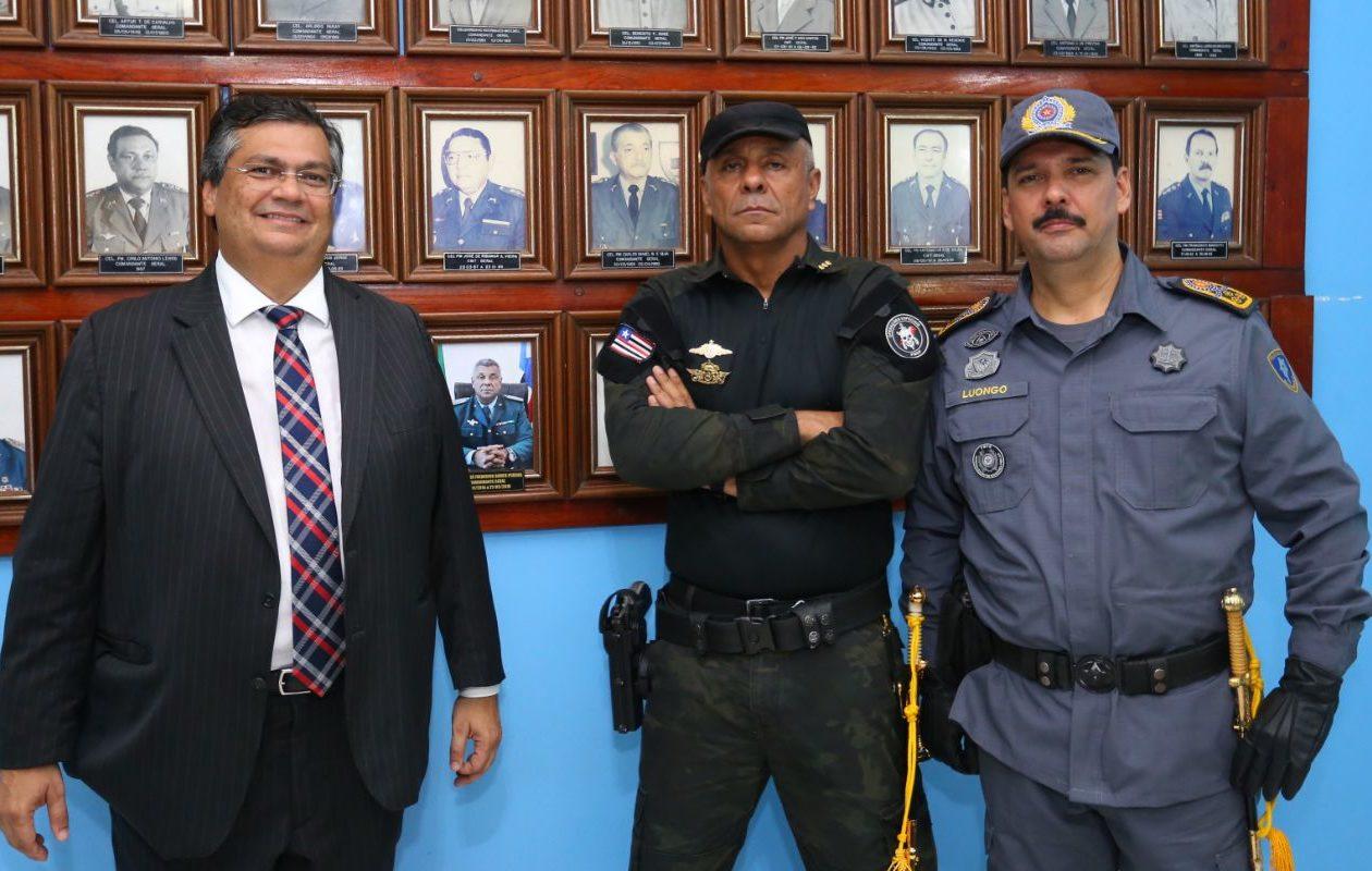 Promotoria quer ouvir coronéis e major da PM do Maranhão em investigação sobre reforma no Comando Geral