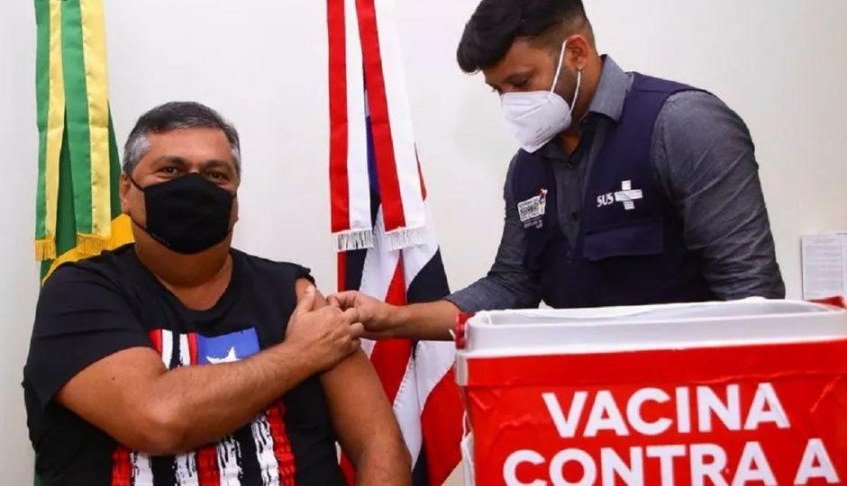Ministério Público tenta arquivar sem investigar caso de fura-fila da vacina por Flávio Dino