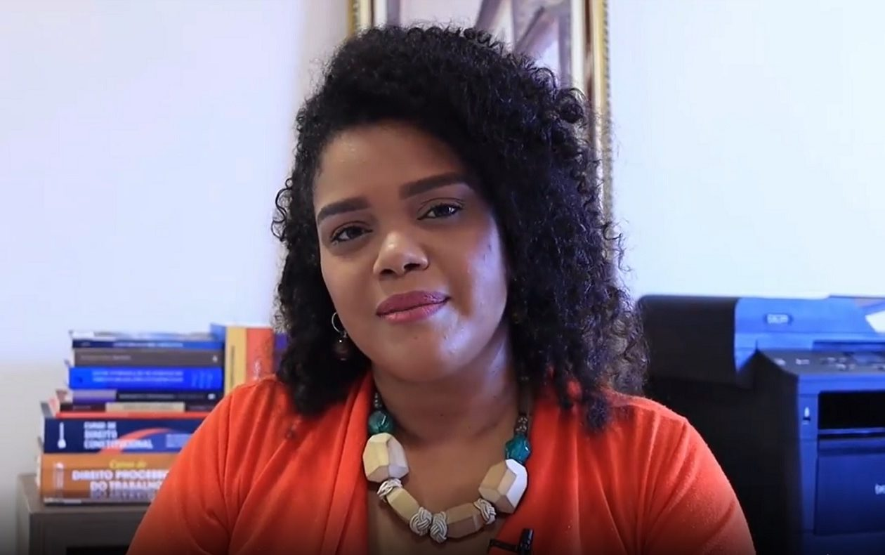 Mulher negra, Heliane Fernandes entra na disputa pela OAB do Maranhão