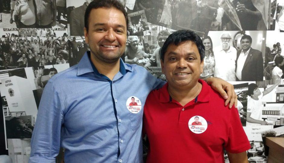 Alvo da PF, foragido, Rogério Almeida é superintendente de Pedreiras do governo Dino