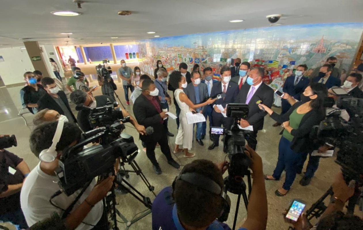 João Santana, do TJ-MA, suspende comparecimento de Pacovan, que não fez o pedido, à CPI dos Combustíveis