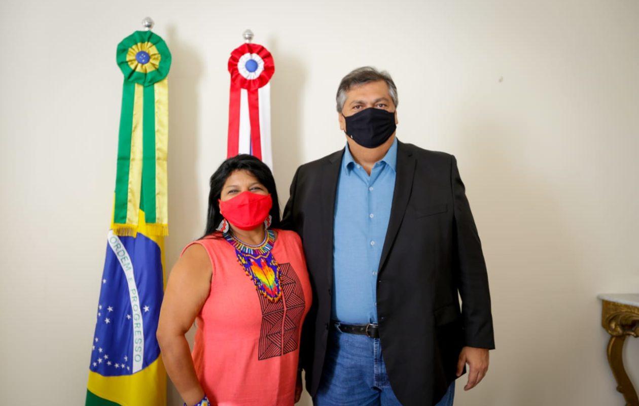 Sônia Guajajara diz que governo do MA precisa parar de empurrar responsabilidades em segurança pública e proteção ambiental