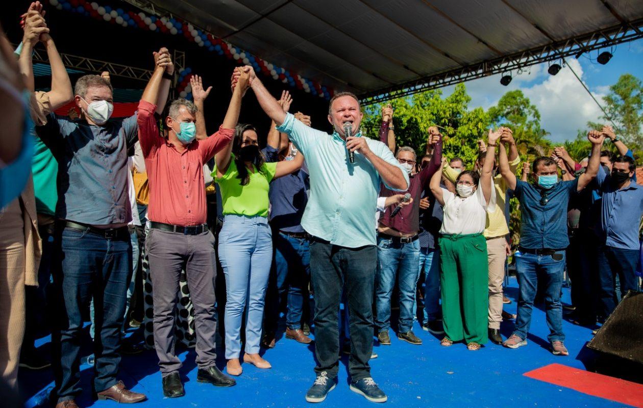 Brandão fala como candidato a governador do MA e alfineta Weverton: 'Minha história de vida é limpa'