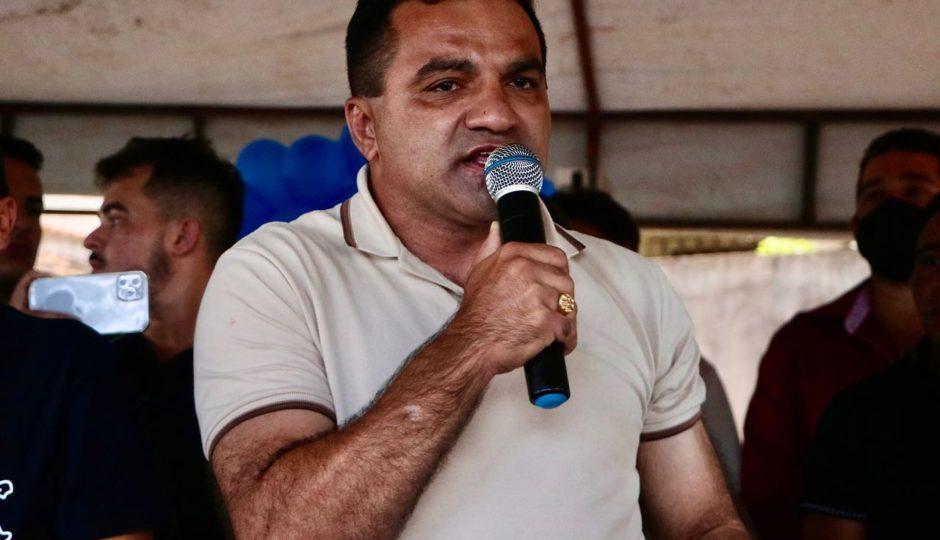 Ato de pré-candidatura de Josimar deve contar com participantes de encontros de Brandão e Weverton