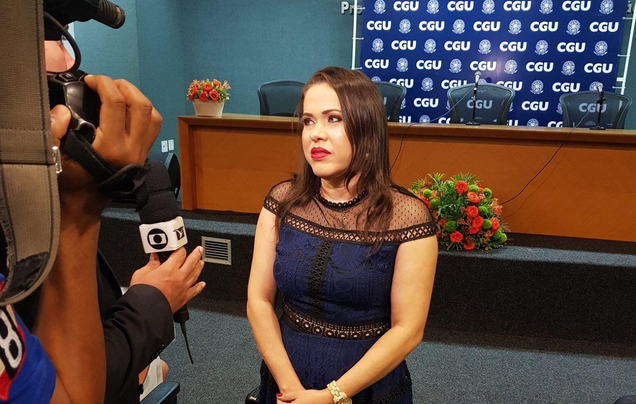 Leylane da Silva, da CGU, vai à sabatina por vaga no TCE-MA mesmo com inscrição indeferida