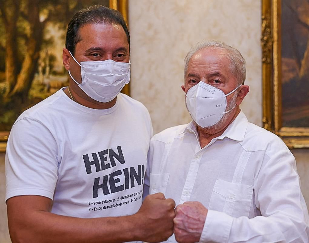 Weverton repete Dino, coopta aliados do Palácio dos Leões e pavimenta eleição para governador