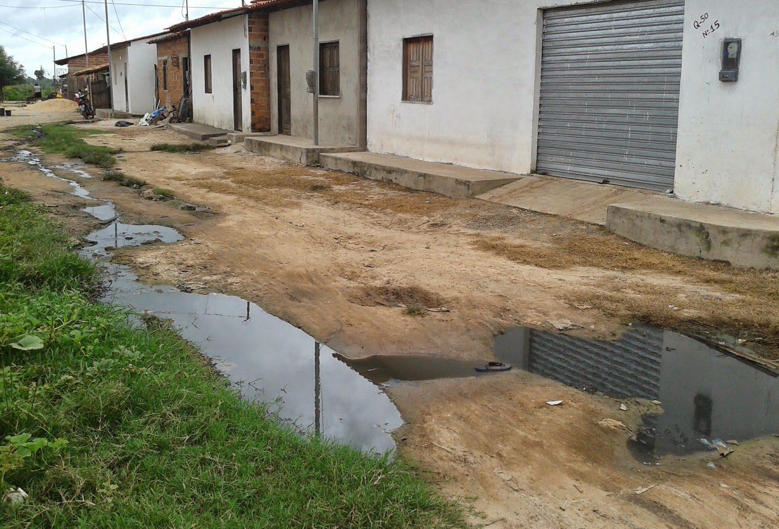 Carência de saneamento básico no MA é resultado de corrupção e falta de investimentos do Governo do Estado, mas também de prefeituras