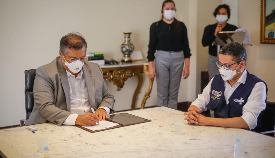 Escândalo dos respiradores fantasmas pagos pelo governo Dino trava no TCE-MA
