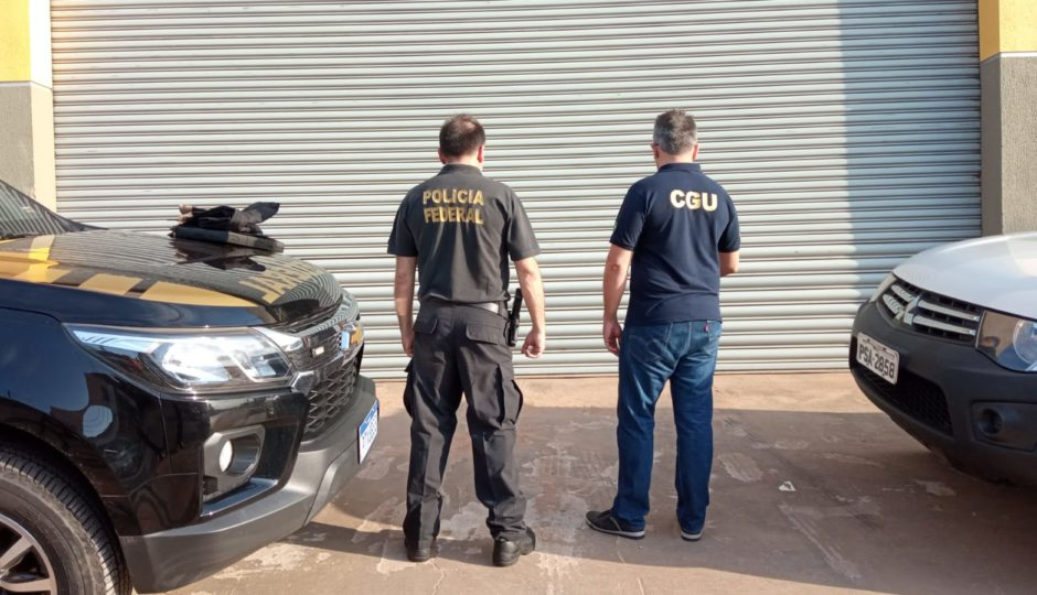 PF deflagra sexta operação contra desvios de dinheiro da Covid na gestão Edivaldo Júnior