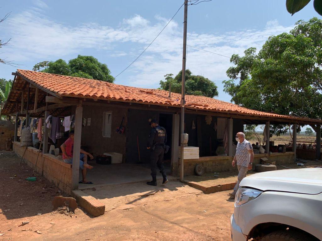 15 pessoas são resgatadas de trabalho escravo no Maranhão