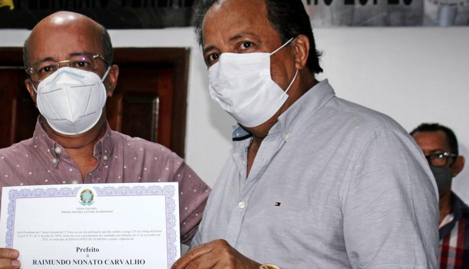 Em Magalhães de Almeida, prefeito nomeia 22 parentes dele próprio, vice, vereadores e de secretários
